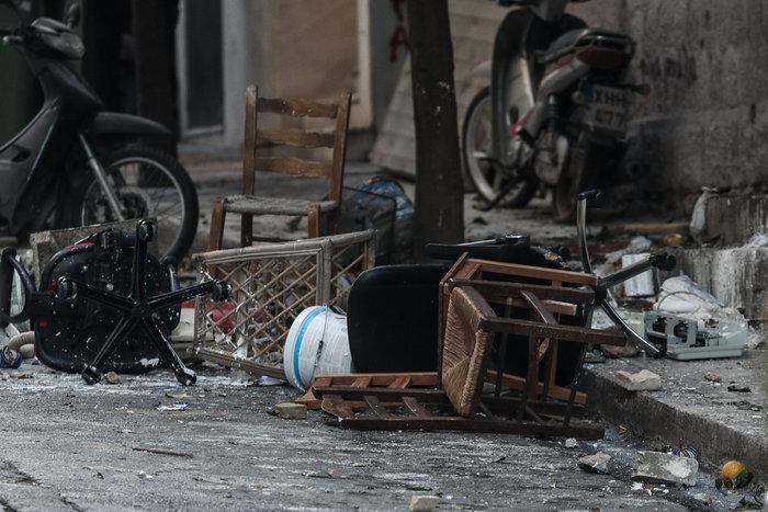 Ανακοίνωση από τους καταληψίες Κουκακίου: «Εδώ μένουμε, εδώ θα πεθάνουμε» - εικόνα 2