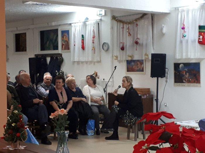 Θαύματα Χριστουγέννων στις Λέσχες Φιλίας του Δήμου Αθηναίων [εικόνες]