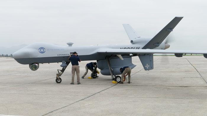Αυτό είναι το drone που θα ενισχύσει την Πολεμική Αεροπορία στο Αιγαίο