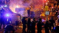 Βαρκελώνη: Επεισόδια διαδηλωτών - Αστυνομίας [βίντεο]