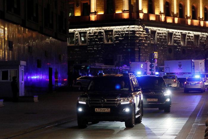 Ρωσία: Πυροβολισμοί στο κέντρο της Μόσχας- Ενας νεκρός και πέντε τραυματίες