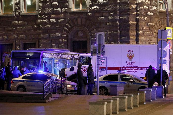 Ρωσία: Πυροβολισμοί στο κέντρο της Μόσχας- Ενας νεκρός και πέντε τραυματίες - εικόνα 2