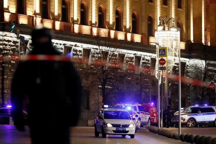 Ρωσία: Πυροβολισμοί στο κέντρο της Μόσχας- Ενας νεκρός και πέντε τραυματίες - εικόνα 4