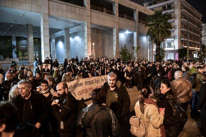 Ο ΣΥΡΙΖΑ έξω απο τη ΓΑΔΑ ενάντια στην αστυνομική βία - εικόνα 7
