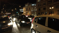 Κίνηση: «Χάος» στους δρόμους της Αθήνας
