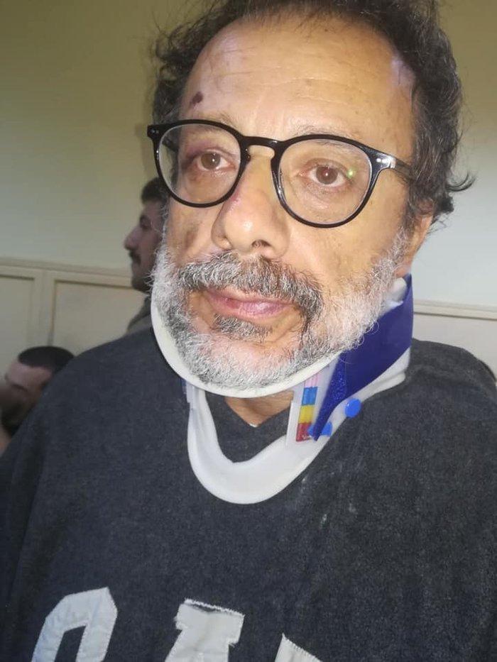 Καταγγελίες Δημήτρη Ινδαρέ : «Μπήκαν στο σπίτι σαν κλέφτες» [βίντεο]