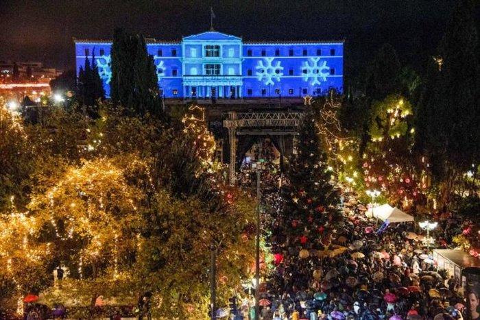 Χριστούγεννα 2019: Η καρδιά της πόλης πλημμυρίζει με μουσική - εικόνα 12