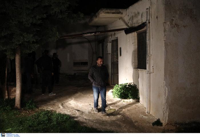 Τραγωδία στα Καλύβια: Τέσσερις Πακιστανοί νεκροί από ασφυξία