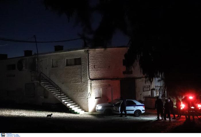 Τραγωδία στα Καλύβια: Τέσσερις Πακιστανοί νεκροί από ασφυξία - εικόνα 4