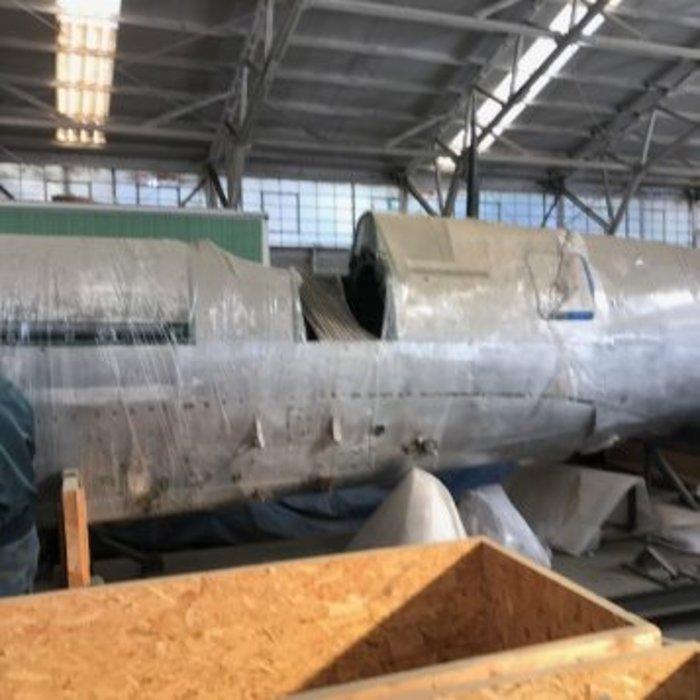 Επιστρέφει το ιστορικό Supermarine Spitfire MJ755 της ΠΑ