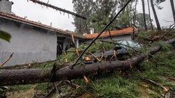 Η καταιγίδα Έλσα σάρωσε Ισπανία και Πορτογαλία - 5 νεκροί