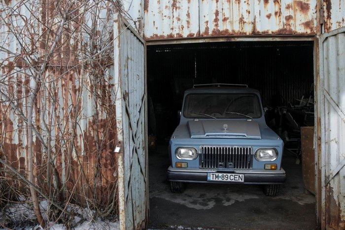 Το κυνηγετικό αυτοκίνητο του Τσαουσέσκου πουλήθηκε 40.000 €