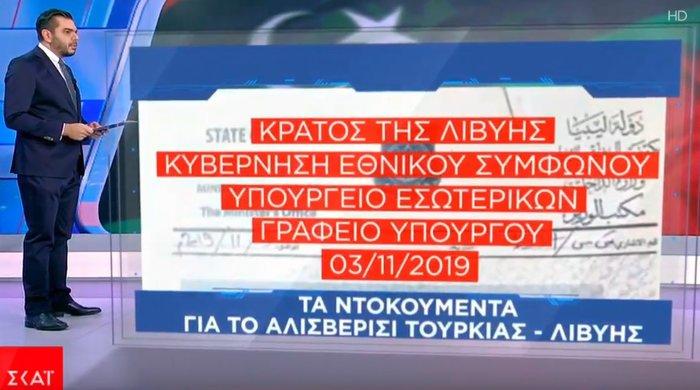Εγγραφα - ντοκουμέντα για τις συναλλαγές Λιβύης - Τουρκίας - εικόνα 2