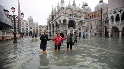 Βενετία: Πτώση του τουρισμού 50% - Φοβούνται νέες πλημμύρες