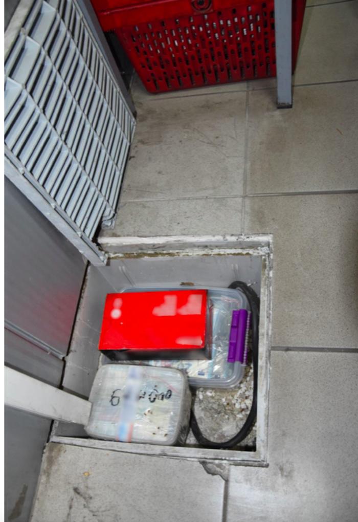 Πού έκρυβαν τα λεφτά οι δράστες της εικονικής ληστείας [φωτό] - εικόνα 5