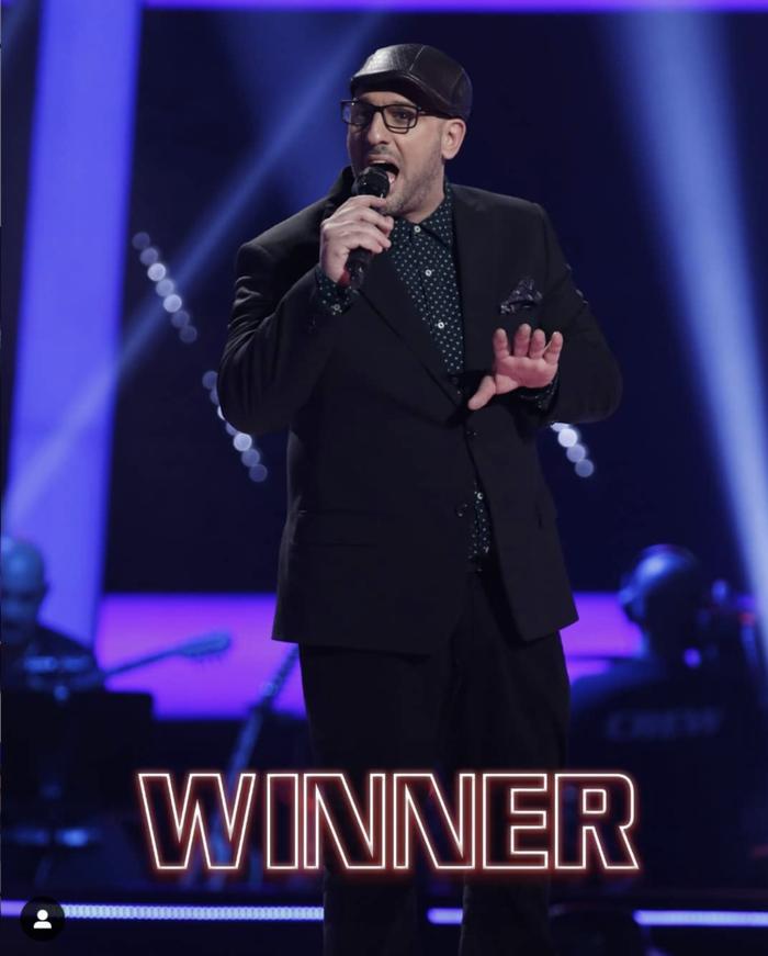 Ποιος είναι ο νικητής του «The Voice» Δημήτρης Καραγιάννης