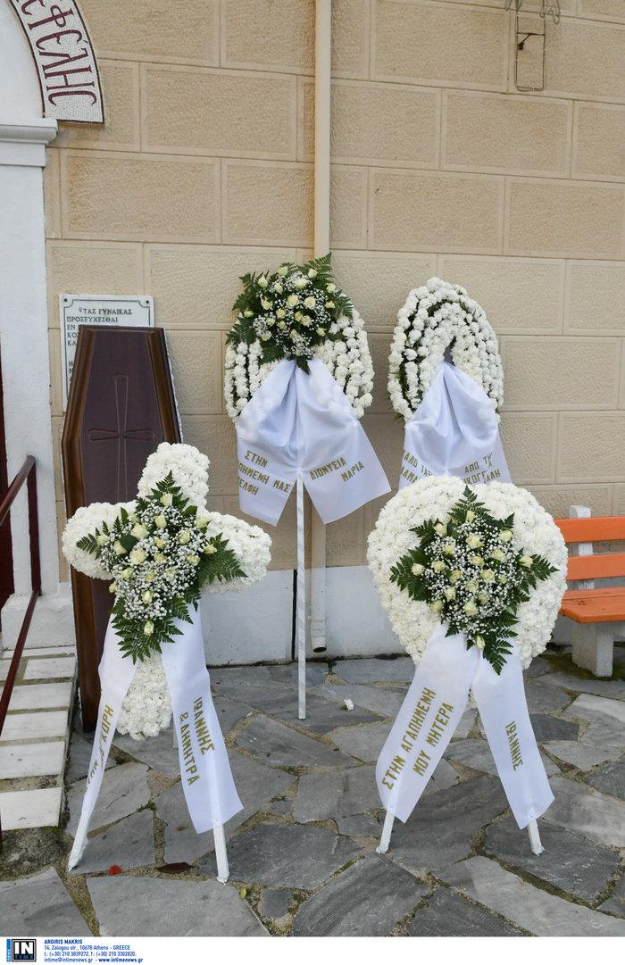 Τραγωδία στη Νέα Αλικαρνασσό: Θρήνος στην κηδεία της 33χρονης μητέρας