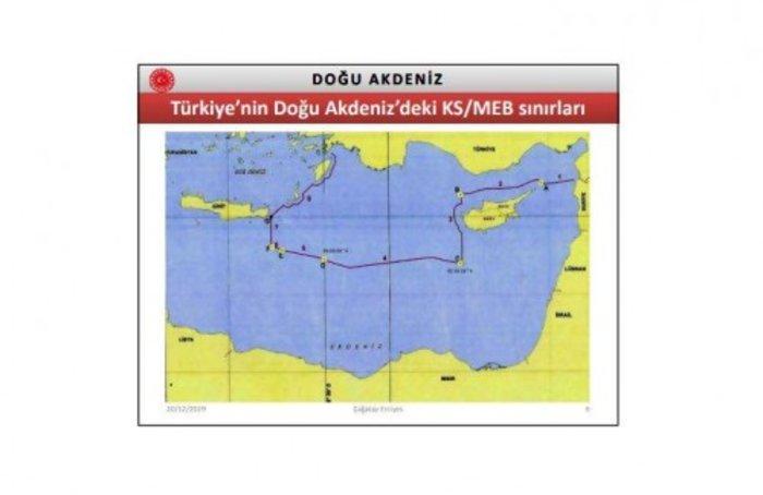 Anadolu: Η κρυφή στρατηγική της Άγκυρας στην Αν. Μεσόγειο
