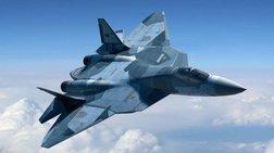 Συνετρίβη Su-57, το καμάρι της ρωσικής πολεμικής αεροπορίας