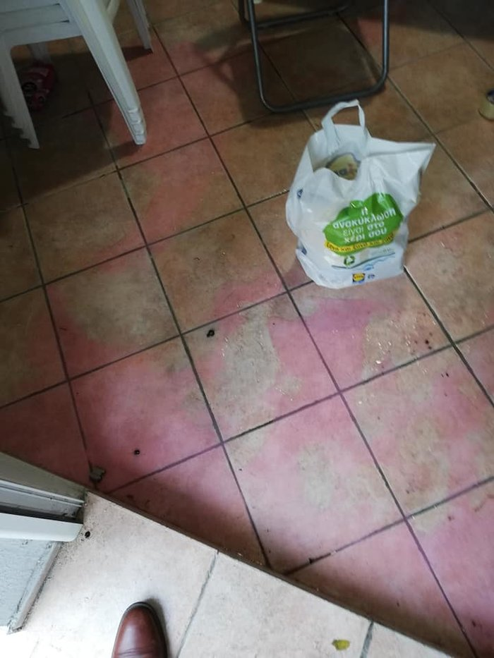 Επίθεση αντιεξουσιαστών στα γραφεία της ΝΔ στο Χαϊδάρι - εικόνα 4