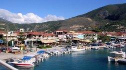 Λευκάδα: Στη θάλασσα έπεσε όχημα με δύο επιβαίνοντες