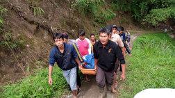 Ινδονησία: 28 νεκροί από την πτώση λεωφορείου σε χαράδρα