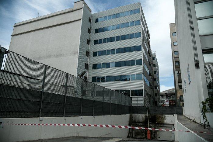 Εμπρηστική επίθεση σε γραφεία του ΣΔΟΕ στα Πετράλωνα
