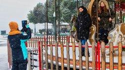 Ερχεται η κακοκαιρία «Ζηνοβία»: Χιονιάς με κρύο και βροχές {χάρτες}