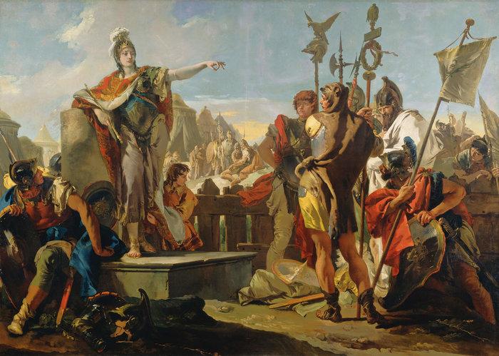 Η ιστορία της Ζηνοβίας: Η διάσημη βασίλισσα της Παλμύρας