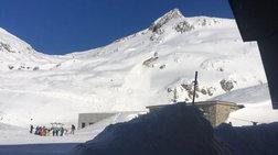 Δύο τραυματίες από χιονοστιβάδες σε Αυστρία και Ελβετία