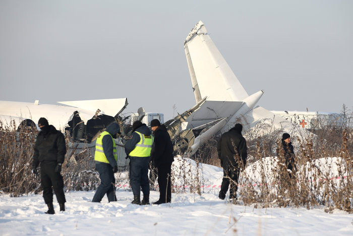 Τραγωδία στο Καζακστάν: Πως σώθηκαν 60 επιβάτες [εικόνες & βίντεο] - εικόνα 5