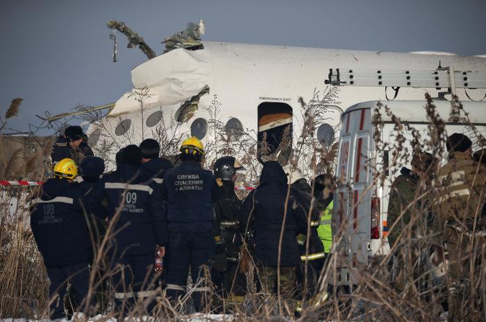 Τραγωδία στο Καζακστάν: Πως σώθηκαν 60 επιβάτες [εικόνες & βίντεο] - εικόνα 6