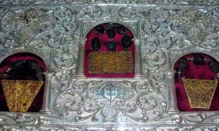 Ποιά είναι τα τίμια Δώρα των Μάγων- Που φυλάσσονται στο Αγιον Ορος - εικόνα 3