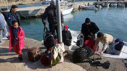 Διάσωση 22 προσφύγων στην περιοχή της Αλεξανδρούπολης