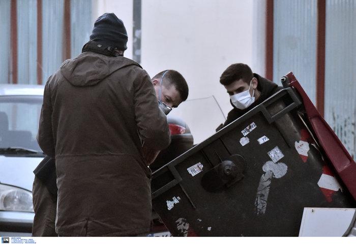 Σοκ στα Πετράλωνα : Ψάχνουν στους κάδους σκουπιδιών για το πτώμα - εικόνα 3