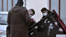 Ψάχνουν το τεμαχισμένο πτώμα στα Πετράλωνα (εικόνες)
