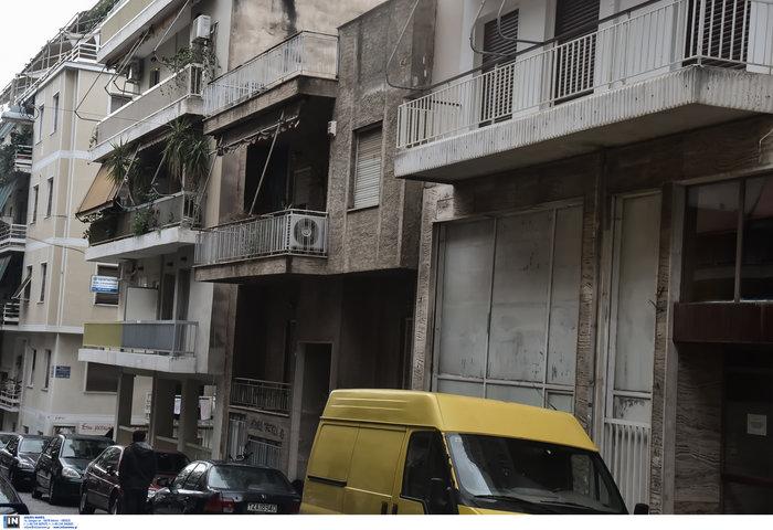 Αγριο έγκλημα στου Γκύζη: Άνδρας φιμωμένος και δεμένος μέσα στο σπίτι του