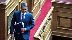 Τι αποκάλυψε ο Μητσοτάκης για ΠτΔ και εκλογικό νόμο