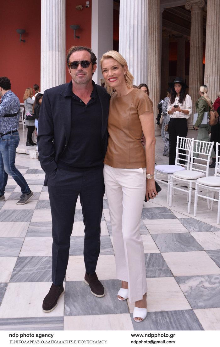 Βίκυ Καγιά: Θα ήθελα η Μπιάνκα να γίνει μοντέλο, αλλά ο μπαμπάς της...