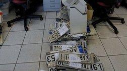Σπεύδουν στις εφορίες να καταθέσουν πινακίδες- 1500 στην ΔΟΥ Καλαμαριάς