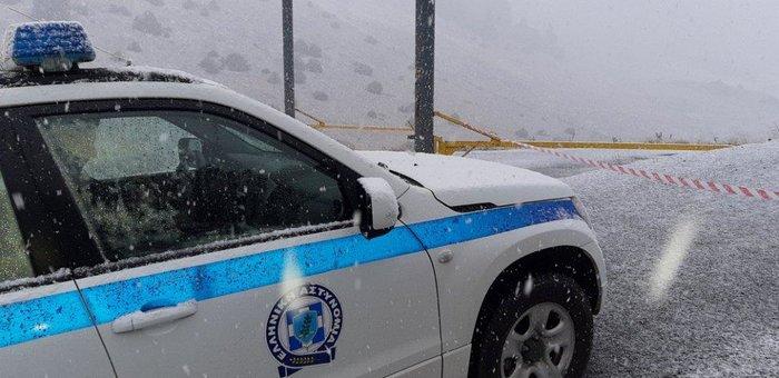 Ποιοι δρόμοι είναι κλειστοί λόγω χιονιά, απεγκλωβισμοί οδηγών [φωτό] - εικόνα 2
