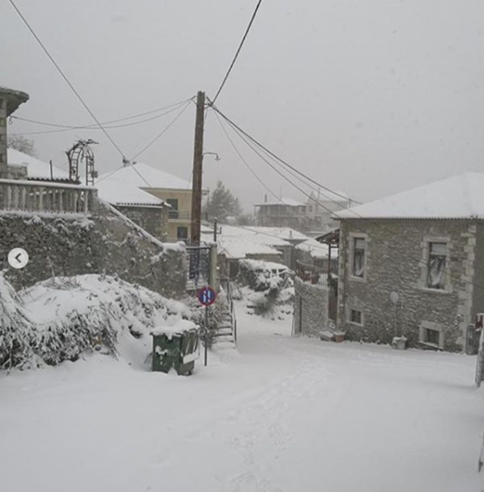 Στα λευκά και ο Κοσμάς Κυνουρίας - Μαγική ορεινή Πελοπόννησος [εικόνες] - εικόνα 2