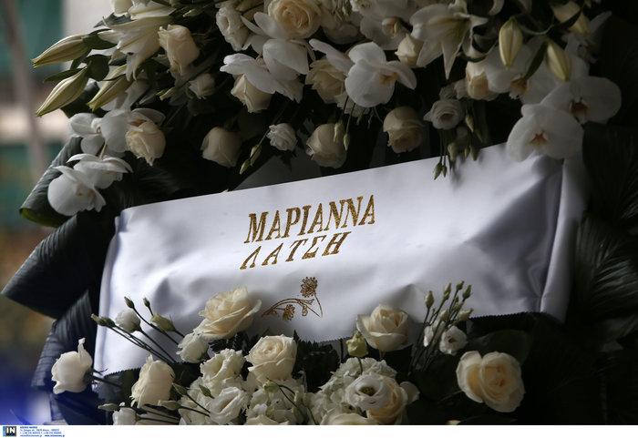 Το τελευταίο αντίο στον Θάνο Μικρούτσικο από το Α Νεκροταφείο - εικόνα 17