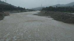 Χαλκίδα: Ανεβαίνει επικίνδυνα η στάθμη του ποταμού Λήλαντα