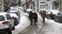 Αλλαγή χρόνου με τσουχτερό κρύο-Κακοκαιρία «εξπρές» από αύριο