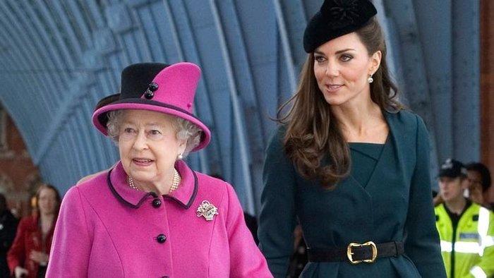 Η βασίλισσα θαυμάζει την Κέιτ: Η ήρεμη δύναμη και η σκληρή δουλειά - εικόνα 3