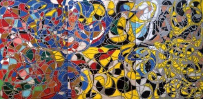 Γιώργος Κογιάννης: «Το Πέρασμα» από τη δημοσιογραφία στον καμβά - εικόνα 3
