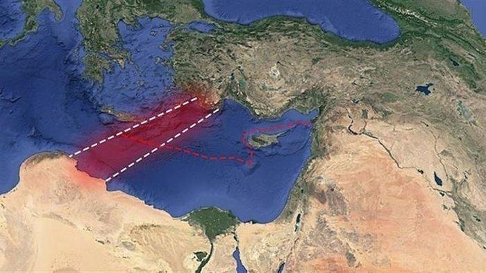 Οκτάι: Η Τουρκία προχωρά σε παραχώρηση τεμαχίων σε Κρήτη, Καστελόριζο
