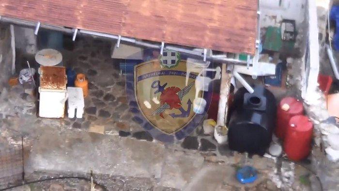 Κίναρος: Καρέ-καρέ ο εντοπισμός της κυρά Ρηνιώς από το Super Puma [εικόνες] - εικόνα 4