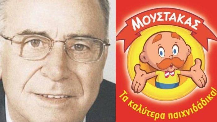 Γ.Μουστάκας: Πώς δημιούργησε τον «κολοσσό» των παιχνιδιών